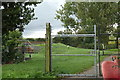 TL8862 : Sewage Works off Ipswich Road by Adrian Cable