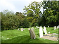 TG0205 : St Peter, Reymerston: churchyard (c) by Basher Eyre