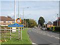 NZ2339 : A690 entering Meadowfield by Trevor Littlewood