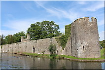 ST5545 : The Bishops Palace (3) by Chris' Buet