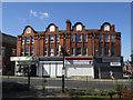 TA1866 : Shops on Prospect Street, Bridlington by Stephen Craven