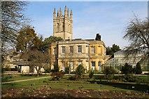 SP5206 : The Botanical Garden in Oxford by Steve Daniels