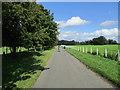 SE4466 : Hall  Lane  through  The  Park by Martin Dawes