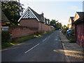 TG1023 : New Road, Reepham by Hugh Venables