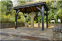 C4645 : The Carndonagh Crosses by David Dixon
