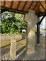 C4645 : St Patrick's Cross and Pillar Stone, Cardonagh by David Dixon
