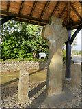 C4645 : St Patrick's Cross and Pillar Stone, Carndonagh by David Dixon