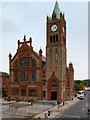 C4316 : Derry Guildhall by David Dixon