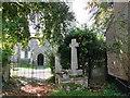 TG0207 : Garveston War Memorial by Adrian S Pye
