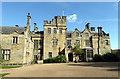 TQ6835 : Scotney Castle by PAUL FARMER