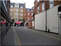 TQ3296 : Burleigh Way, Enfield by Richard Vince
