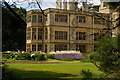 TL5238 : Audley End: east side of the house and Parterre Garden by Christopher Hilton
