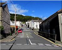 SS9892 : Fern Terrace, Tonypandy by Jaggery