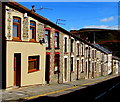 SS9892 : Row of houses, Court Street, Tonypandy : Week 40