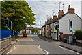 SK3516 : Burton Road, Ashby De La Zouch by Oliver Mills