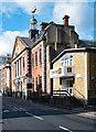 TQ3383 : Former public baths, Haggerston by Jim Osley
