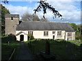 SD4188 : St Anthony's church, Cartmel by David Purchase