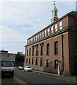 SO9198 : Office building at the western end of Mitre Fold, Wolverhampton by Jaggery