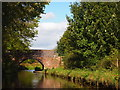 SJ9049 : Bridge 15, Caldon Canal by Chris Andrews