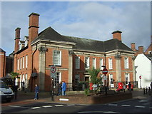 SJ9223 : Former Post office on Greengate Street, Stafford by JThomas