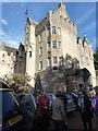 NJ6000 : Kincardine Castle, Kincardine O'Neil by Stanley Howe
