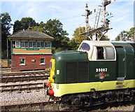 TQ3729 : Deltic gala; Bluebell Railway by Gareth James
