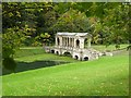 ST7663 : Palladian Bridge, Prior Park : Week 40
