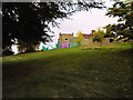 TQ4551 : View towards Chartwell House by Paul Gillett