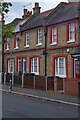 TQ3390 : Terraced cottages, Peabody Estate, Tottenham by Julian Osley