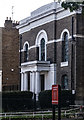 TQ3390 : Tottenham Baptist Church by Julian Osley