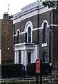 TQ3390 : Tottenham Baptist Church by Jim Osley