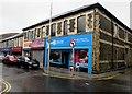 ST0291 : Tenovus Cancer Care charity shop, Hannah Street, Porth by Jaggery