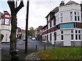 SO9187 : Railway Inn by Gordon Griffiths