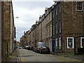 NT2474 : Hill Street, New Town, Edinburgh by Alan Murray-Rust