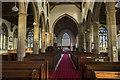 TF4250 : Interior, Ss Mary & Nicholas church, Wrangle by Julian P Guffogg