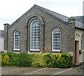 TM1031 : Methodist church hall, Manningtree by Julian Osley