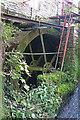 NY5635 : Little Salkeld Mill - the smaller wheel by Chris Allen