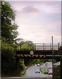 TQ0211 : Railway Bridge, Amberley by N Chadwick