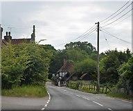TQ0111 : B2139, Houghton by N Chadwick