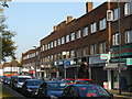 TQ2996 : Parade of shops on Bramley Road, Oakwood by Paul Bryan
