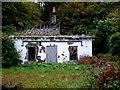 H4672 : Ruined gatehouse, Creevenagh, Omagh : Week 42