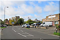 SK4839 : Trowell: Nottingham Road by John Sutton