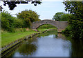 SO8697 : Canal east of Castlecroft, Wolverhampton by Roger  Kidd