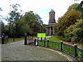 SE1338 : Saltaire United Reformed (Congregational) Church by Ashley Dace