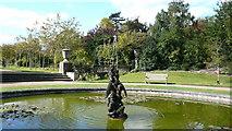 SU9782 : Stoke Poges Memorial Gardens by Mark Percy