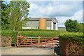 TL0048 : Barn, Top Farm by N Chadwick