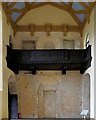 SP9292 : Great Hall and Balcony, Kirby Hall by David Dixon