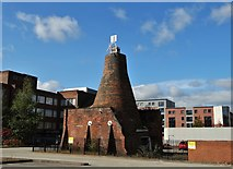 SK3487 : Cementation Furnace, Doncaster Street, Sheffield by Neil Theasby