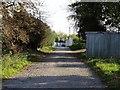 SK4435 : Old Hopwell Road by Ian Calderwood