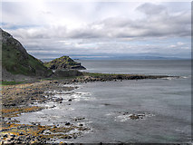 C9444 : Port Noffer and The Giant's Causeway by David Dixon